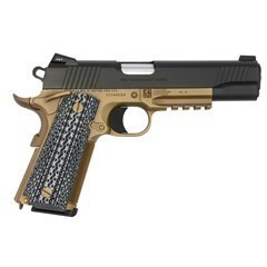 COLT GOVERNMENT CQB .45ACP 8-SHOT TWO-TONE NOVAK