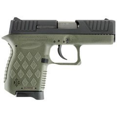 DIAMONDBACK DB9 MICRO-COMPACT DOUBLE 9MM, DB9ODG