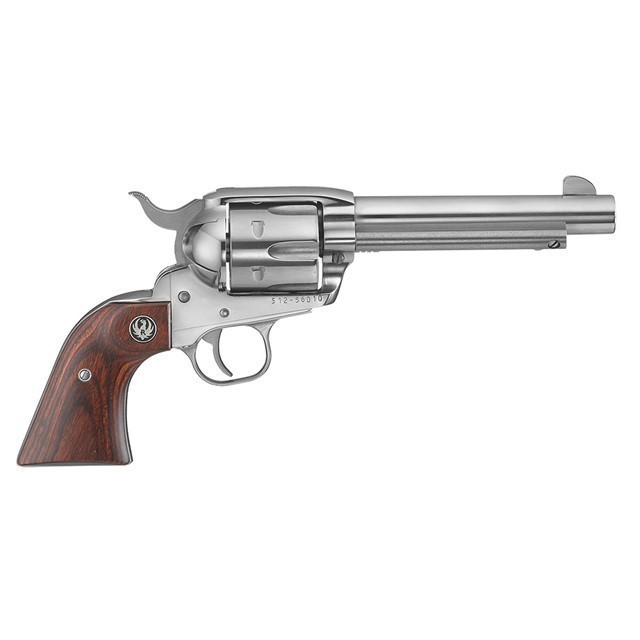 RUGER VAQUERO 357 MAG SS 5.5 INCH 5108-img-0