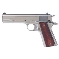 COLT CUSTOM GOV BRIGHT STAINLESS 45ACP