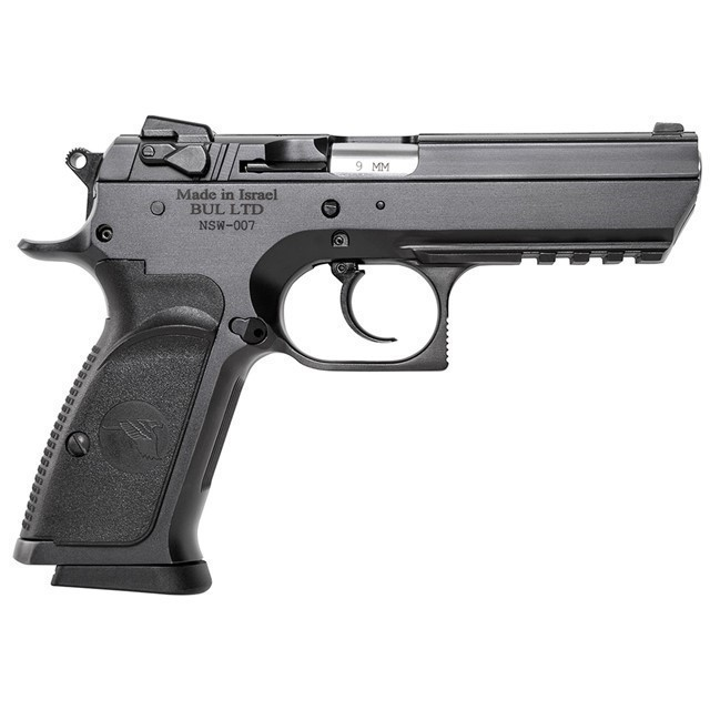 MAGNUM RESEARCH BABY EAGLE III FULL SIZE 9MM-img-0