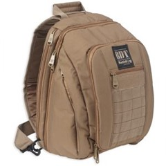 BD SMALL SLING PACK TAN  - New
