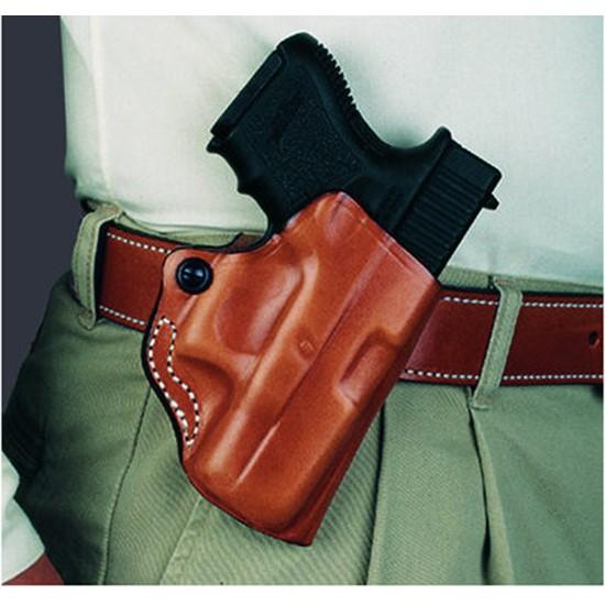 DESANTIS MINI SCABBARD SIG P225 TAN RH  - New-img-0