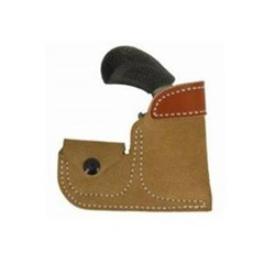 DESANTIS POCKET HOLSTER NAA PUG LEATHER COWHIDE  - New