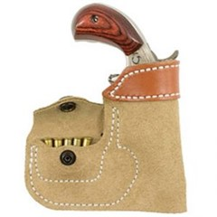 DESANTIS POCKET HOLSTER NAA 1 - 1-1/8 LEATHER  - New