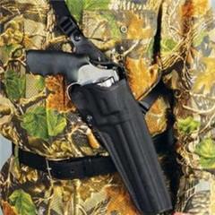 DESANTIS BLACK MAMBA SW 500 8.375 BLK RH  - New