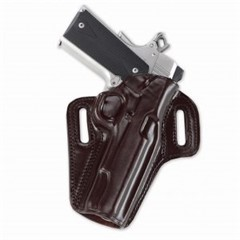 GALCO CONCEALABLE BELT HOLSTER CLT 1911 3 BLK  - New
