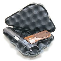 MTM HANDGUN CASE SINGLE UP TO 2 REVOLVER  - New