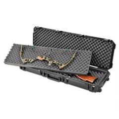 SKB ISERIES DOUBLE RIFLE BOW CASE BLK 48  - New