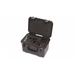 SKB I-SERIES HANDGUN CASE 5 GUN BLK  - New