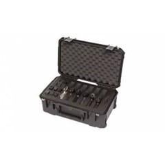 SKB I-SERIES HANDGUN CASE 6 GUN BLK  - New