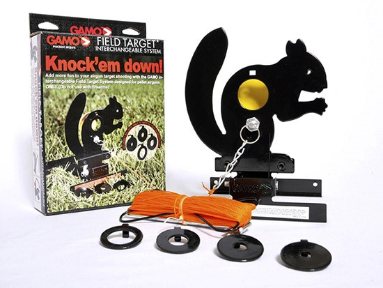 GAMO TARGET SQUIRREL INTERCHANGEABLE SYSTEM  - New-img-0
