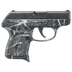 Ruger LCP Reduced Moon Shine Harvest Moon