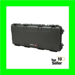 NANUK (PLASTICASE INC) 985-TAK6 985 Takedown Case Olive NK-7 Resin Rifle