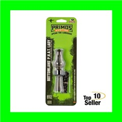 Primos PS892 Phat Lady Duck Single Reed Mouth Call Mossy Oak BottomLand