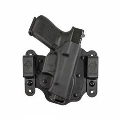 DESANTIS INTRUDER 2.0 KYDEX GLOCK 17 BLK RH  - New