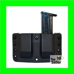 Comp-Tac Twin Warrior Fits Sig P229/320 9mm Luger/40 S&W Kydex Black