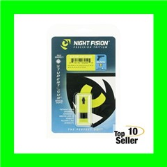Night Fision GLK001015OGZ Night Sight Set Accur8 Front/Square Rear fits...