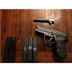 Magnum Research MK19 DE50