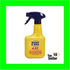 Hunters Specialties 07740 Scent-A-Way Max Odor Control Odor Eliminator...