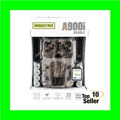 Moultrie MCG14002 A900 30 MP Infrared 80 ft Moultrie Pine Camo