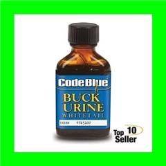 Code Blue OA1003 Whitetail Deer Buck Urine 1 oz