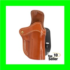 1791 Gunleather ORPDH24CBRR PDH-2 Classic Brown Leather OWB Sig...