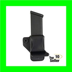 "Comp-Tac Single Single 9mm 40 S&W 45 GAP fits Glock 1.5"" Belt Black Kydex"