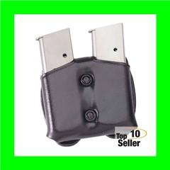 "Galco CDM24B CDM Double Mag Case 357 Sig Fits Glock 31 1.75"" Belt..."