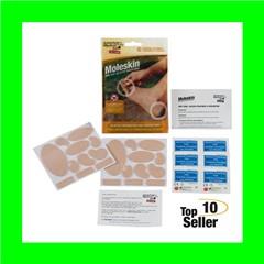 Adventure Medical Kits 01550400 Moleskin Precut & Shaped