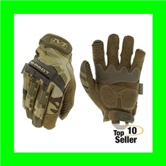 MECHANIX WEAR MPT-78-010 M-Pact Large MultiCam Synthetic Leather