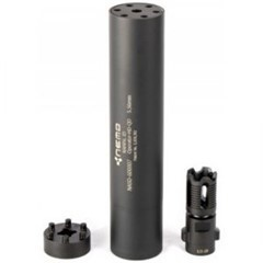 NEMO SUPPRESSOR OPERATOR HD 5.56 1/2-28 QD  - New