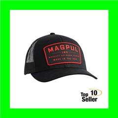 Magpul MAG1102-001 Go Bang Trucker Hat Black