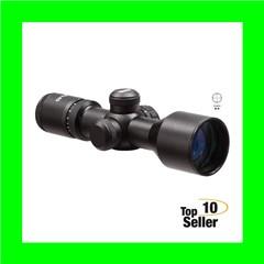 Aim Sports JTD3940G Tactical Compact 3-9x 40mm Obj 37.5-12.4 ft  100...