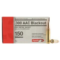 Aguila 300 AAC Blackout 50BX