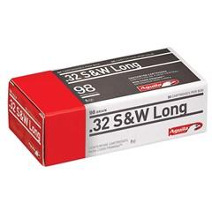Aguila 32 S&W Long 50BX