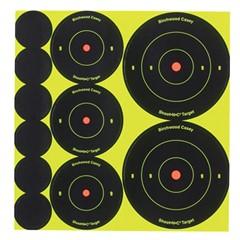 Birchwood Casey Llc Self-Adhesive Bull's-Eye Assorted Shoot-N-C