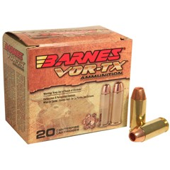Barnes CART 10MM 155GR VOR-TX