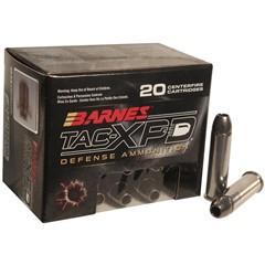 Barnes CART 357 125GR TAC-XPD