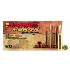 Barnes Rifle VOR-TX Rifle .270 WSM 20BX