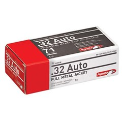 Aguila 32 ACP 50BX