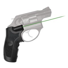 Crimson Trace Lasergrips Ruger LCR/LCRX Green