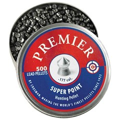 Crosman Premier Super Point Pellets