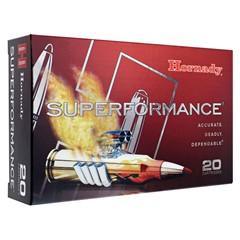 Hornady SST Superformance .338 Win. mag 20BX