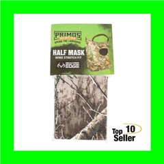 Primos PS6667 Stretch Fit Half Face Realtree Edge
