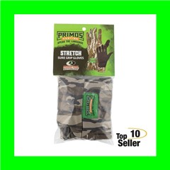 Primos PS6678 Stretch Fit One Size Fits Most Mossy Oak BottomLand Neoprene