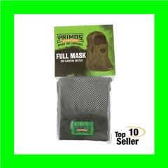 Primos PS6663 Mesh Full Mask OD Green