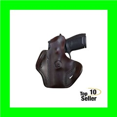 1791 Gunleather ORBH24SSBRR BH2.4S Signature Brown Leather OWB HK VP9...