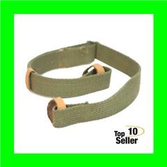 Crickett KSA803 Rifle Green Canvas/Leather