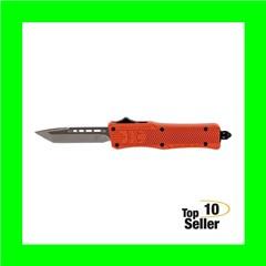 "Cobra Tec Knives CTK-1 Small 2.75"" 440C Stainless Steel Black Drop..."